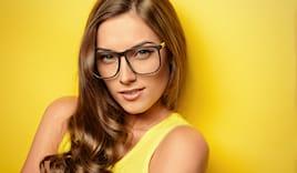 Buono occhiali e lenti