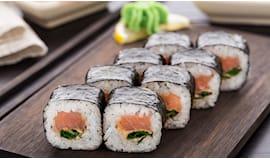 Pranzo sushi allyoucaneat