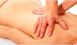 massaggio terapeutico 25'