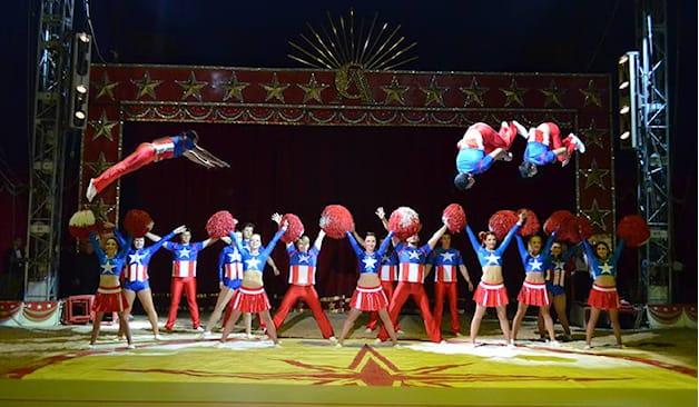 American Circus Trib Lat