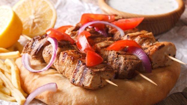 cena greca molyvos per 2