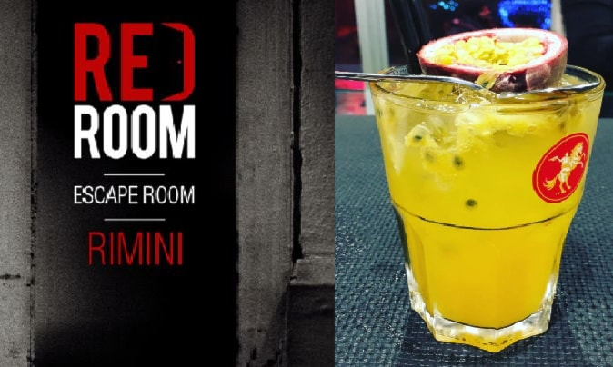 Escape room + aperitivo