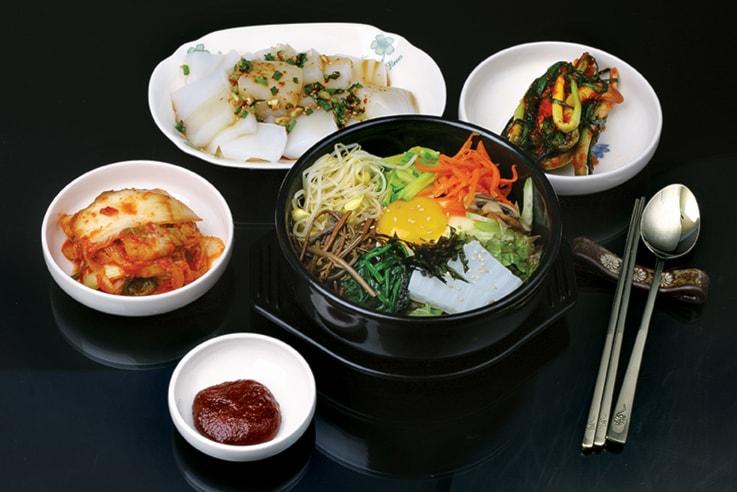 Menù koreano x2 basic