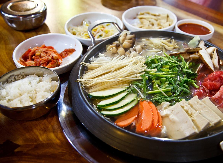 Menù koreano x2 deluxe