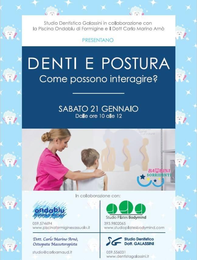Denti e postura