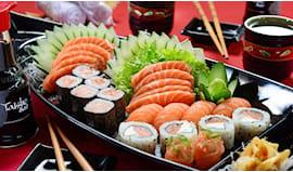 Sushi box 40 pz