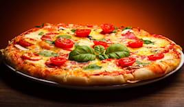 Menu pizza per 2!