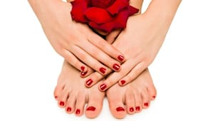 Manicure pedicure e spa