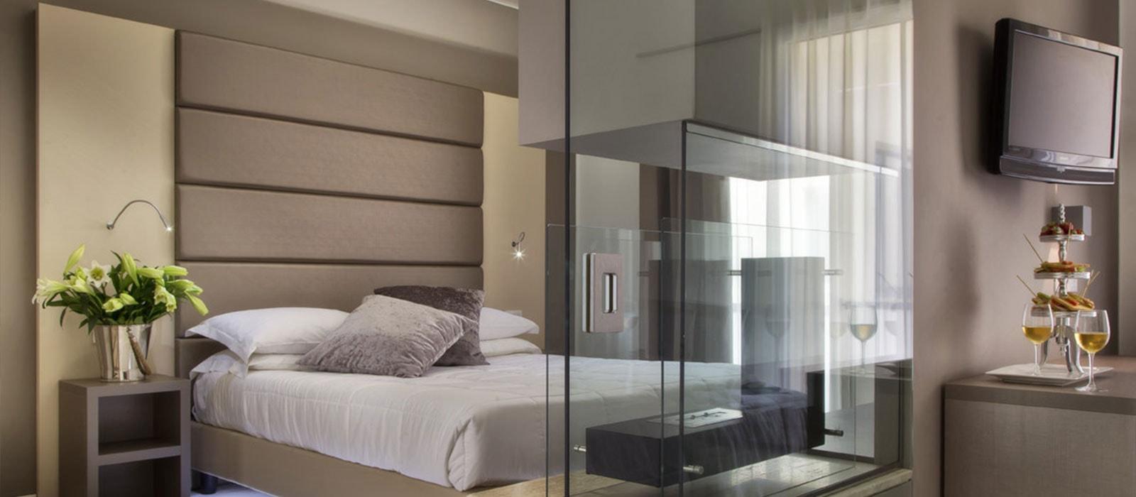 Hotel in suite a riccione