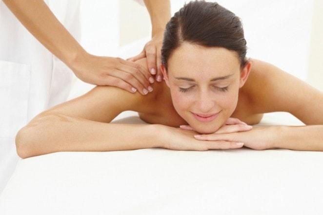 3 massaggi muscolari 20'