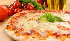Giro pizza x8 rosa blu