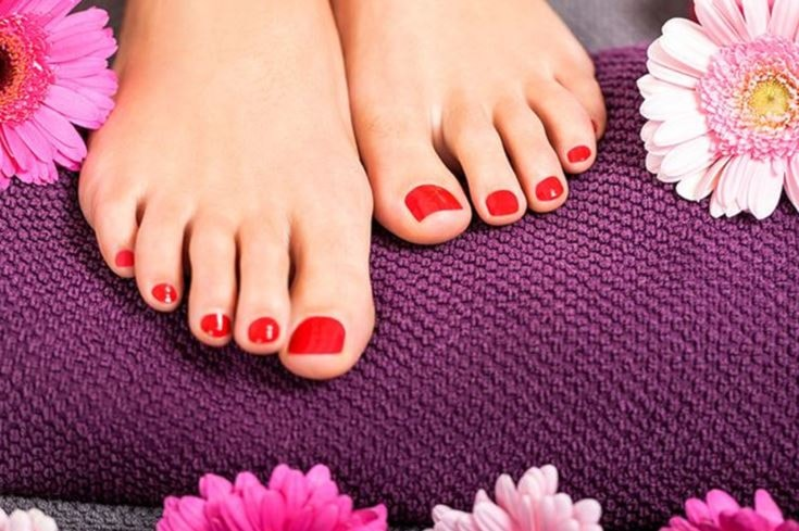 3 pedicure+gel x nuove