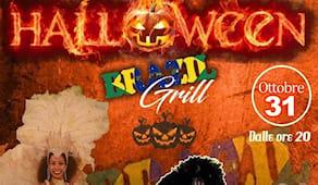 Halloween brazil grill