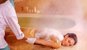 Accesso spa+massaggio 25'