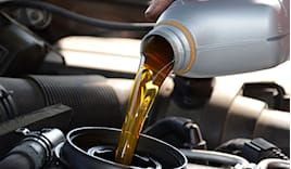 Cambio olio a 32 euro