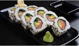 Sushi box da 50 pezzi
