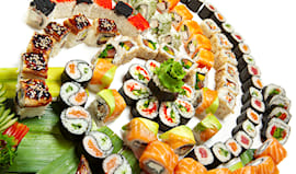 Sushi alla you can eat x2