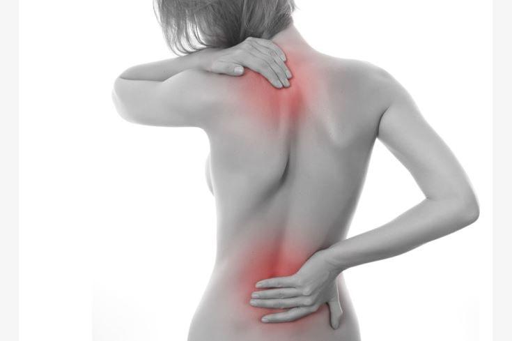 Massaggio schiena/collo