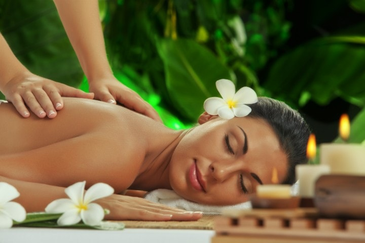 Massaggio rilassante 30'