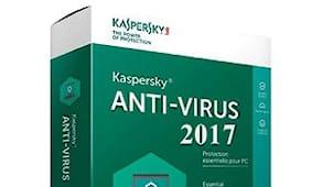 Antivirus kaspersky 2017