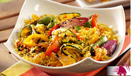 Cous cous vegetariano x6