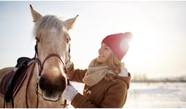 Horses, girls & coffee