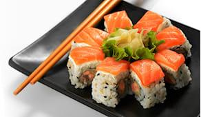 Sushi alba 57pz asporto