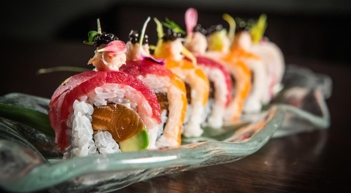 Cena sushi alba per 2