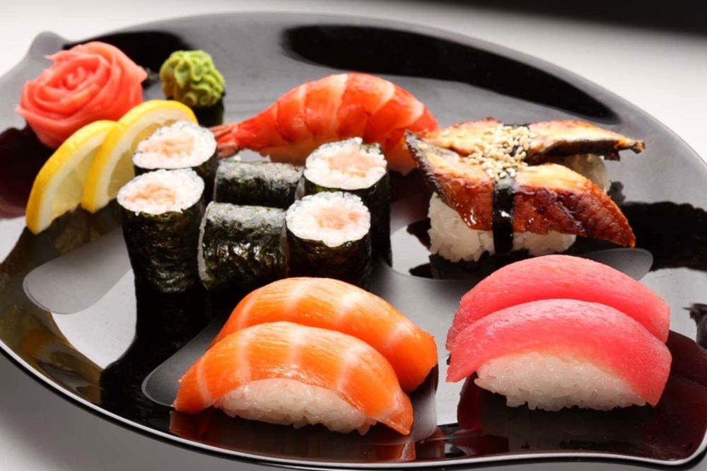 Pranzo sushi alba per 2