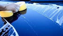 Lavaggio auto esterno 6€!