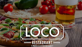 Pizza loco restaurant