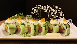 Brasilian sushi x2