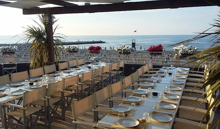 Offerta di menù di pesce x2 lido a Rimini | Spiiky