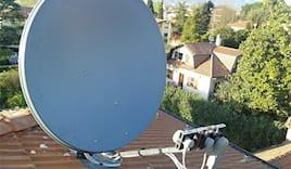 Controllo antenna sat