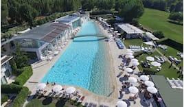 Ingresso piscina x2