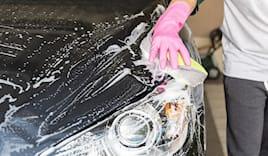 Lavaggio auto grande