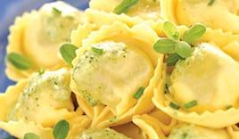 Tortelloni spinaci asport