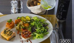 Giro salmone & gin tonic