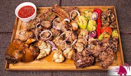 Piatto mix carne etnicax2