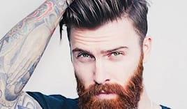 Taglio uomo + barba
