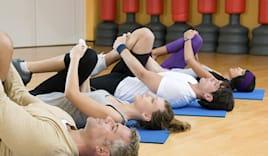 Sedute ginnastica postura