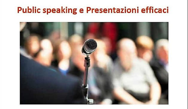 Public speaking efficace