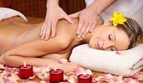 Massaggio+percorso salino