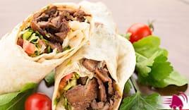 Piadine kebab a domicilio
