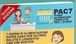 Piano alimentare - pac7