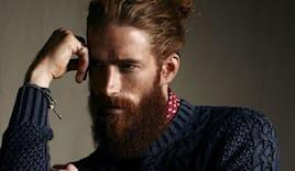 Capelli e barba giais