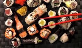 Sushi per 2 a 34 euro