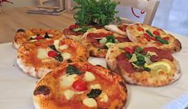 Degustazione pizza x2