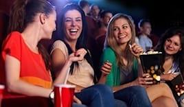 Pop corn+bibita al cinema