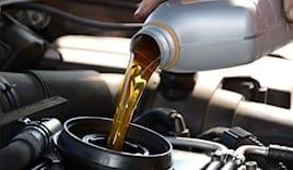 Cambio olio 10w40